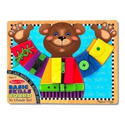 Aktivity Board Bear Melissa & Doug