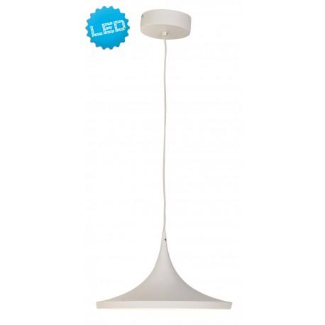 Závesné svietidlo TRUMPET 37 white LED