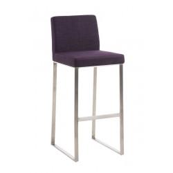 Barová stolička BELFAST Stoff