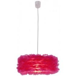Závesné svietidlo MARTY / pink