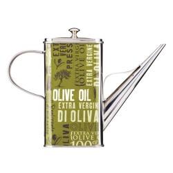Štýlová vintage nádoba na olivový olej World of Flavours Italian 500ml