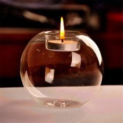Dekoračná gula na čajovú sviečku - ručná práca