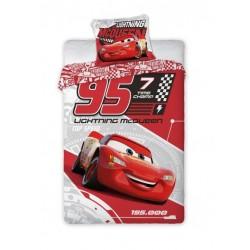 Detské obliečky CARS červené