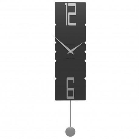 Designové nástenné hodiny PENDULUM